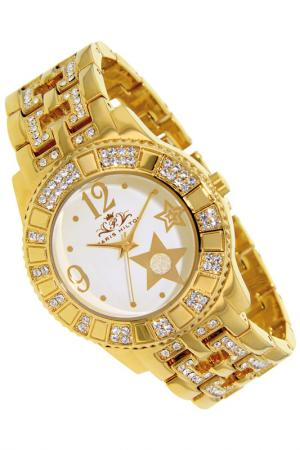Watches Paris Hilton. Цвет: gold and white