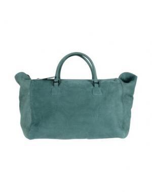 Дорожная сумка DSQUARED2. Цвет: зеленый