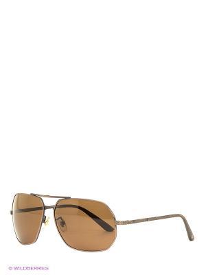 Солнцезащитные очки MS 02-008 08 Mario Rossi. Цвет: коричневый
