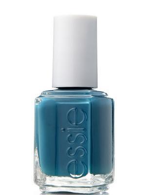 Лак для ногтей, оттенок 106 Ныряй с головой, 13,5 мл Essie. Цвет: серо-голубой