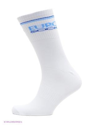 Спортивные носки (2 пары) HOSIERY. Цвет: белый