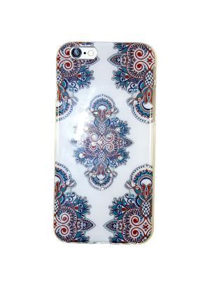 Чехол для iPhone 6/6s Lola. Цвет: белый, бирюзовый, красный