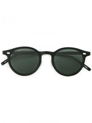 Round frame sunglasses Eyevan7285. Цвет: чёрный