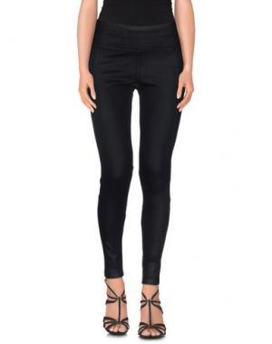 Джинсовые брюки MADE GOLD. Цвет: черный