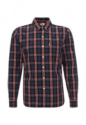 Рубашка Levis® Levi's®. Цвет: синий