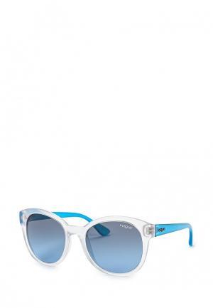 Очки солнцезащитные Vogue® Eyewear. Цвет: разноцветный