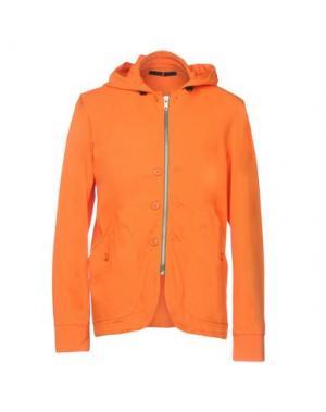 Толстовка DONDUP. Цвет: оранжевый