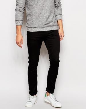 Zee Gee Why Черные супероблегающие джинсы