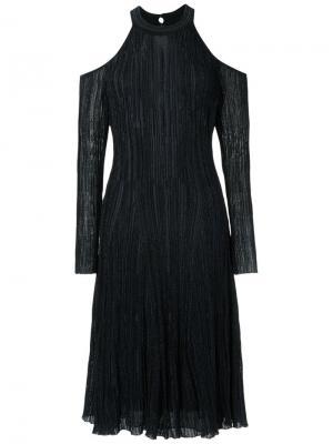 Midi knit dress Gig. Цвет: чёрный