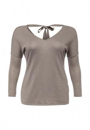 Пуловер Just Joan. Цвет: золотой