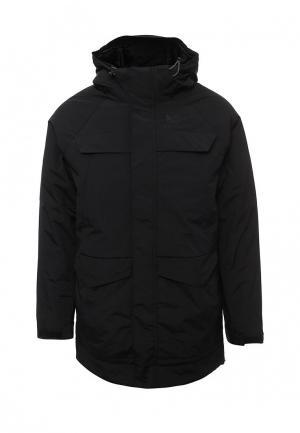 Куртка утепленная Reebok Classics. Цвет: черный