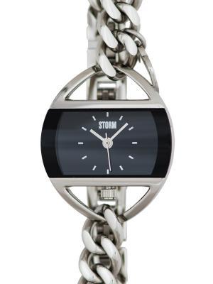 Часы STORM TEMPTRESS CHAIN BLACK 47279/BK Storm.. Цвет: черный, серебристый