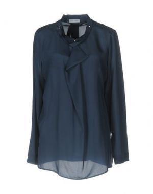 Блузка GRAN SASSO. Цвет: грифельно-синий