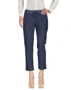 Повседневные брюки CHARLISE. Цвет: свинцово-серый