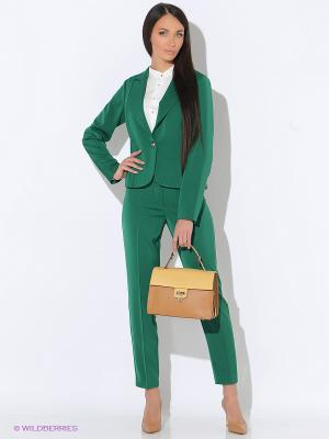 Пиджак Colambetta. Цвет: зеленый