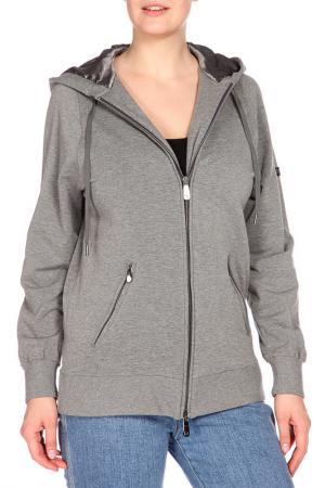 Куртка VDP CLUB. Цвет: серый
