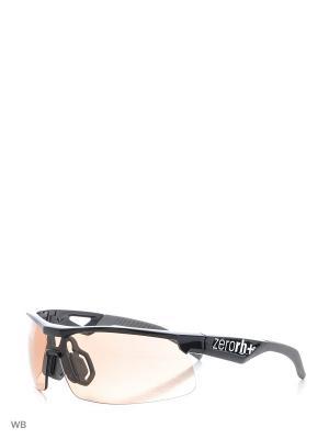 Солнцезащитные очки RH 729 05 Zerorh. Цвет: черный