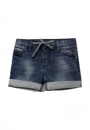 Шорты джинсовые Acoola. Цвет: синий