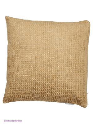 Подушка PRIVIUM. Цвет: оливковый