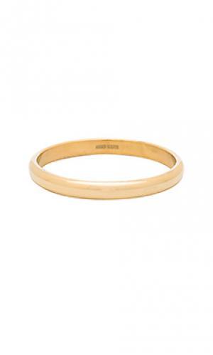 Маленький браслет mack Amber Sceats. Цвет: металлический золотой