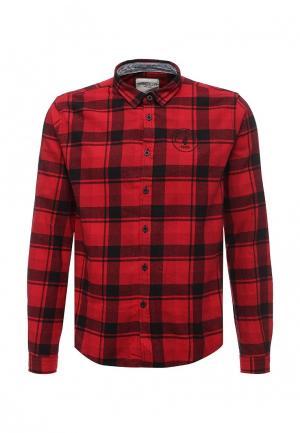 Рубашка Hopenlife. Цвет: красный