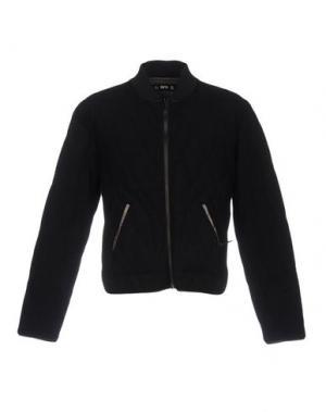 Куртка BPD BE PROUD OF THIS DRESS. Цвет: темно-синий