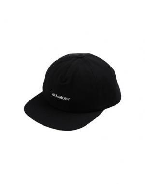 Головной убор ALTAMONT. Цвет: черный