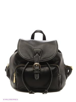 Рюкзак JUST COUTURE. Цвет: черный