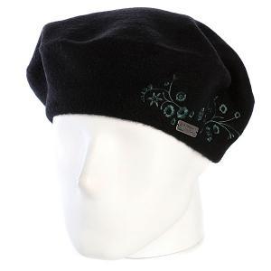 Шапка женская  Dusie Cap Black Animal. Цвет: черный
