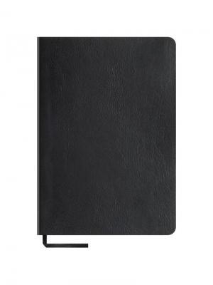 Записная книжка Vintage Blank Office space. Цвет: черный