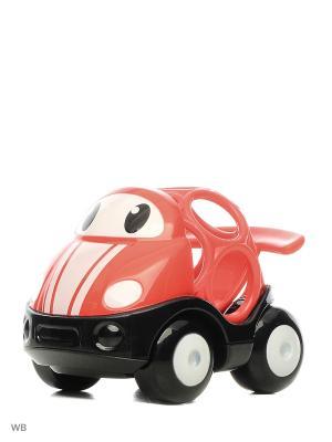 Машинки Только вперед! Гоночная (красная) Oball. Цвет: красный