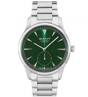 Часы с металлическим браслетом Gant