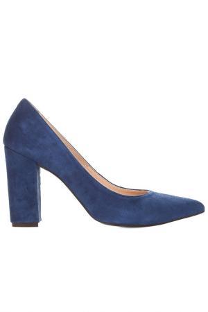 Туфли EVA LOPEZ. Цвет: синий