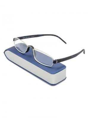 Очки +1.5 с футляром (для чтения) 746-C11 Grand. Цвет: синий