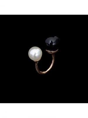 Кольца SAVANNA. Цвет: черный, белый