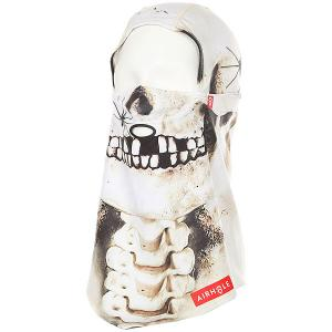 Баклава  Balaclava Hinge Drytech Skull Airhole. Цвет: мультиколор