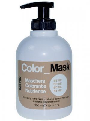 Питающая окрашивающая маска (беж) - 300 мл. KayPro. Цвет: бежевый