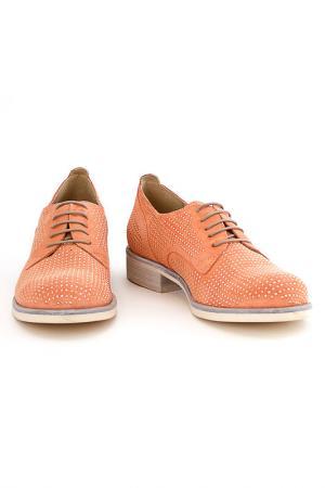 Ботинки Elena. Цвет: розовый