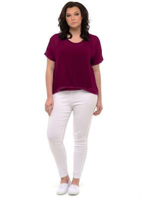 Комплект одежды SVESTA. Цвет: бордовый
