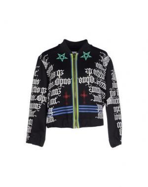 Куртка THE TEXTILE REBELS. Цвет: черный