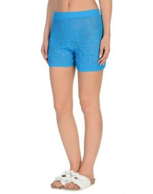 Пляжные брюки и шорты LA PERLA. Цвет: лазурный