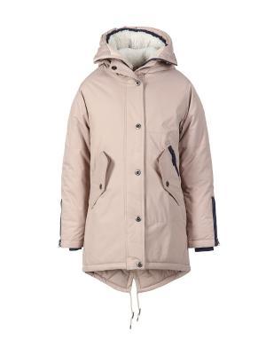 Куртки Arista. Цвет: светло-бежевый