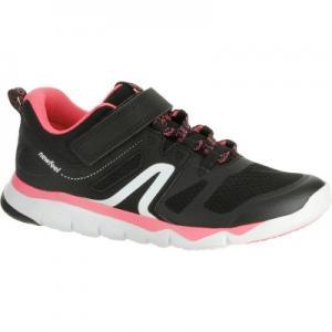Детская Обувь Для Спортивной Ходьбы Pw 540 - Чёрная/розовая NEWFEEL