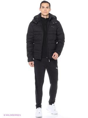 Куртка Active Hooded Down Jacket M Puma. Цвет: черный