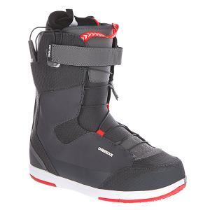 Ботинки для сноуборда  Slight Cf Grey Deeluxe. Цвет: серый