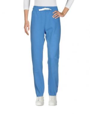 Повседневные брюки SCOUT. Цвет: лазурный
