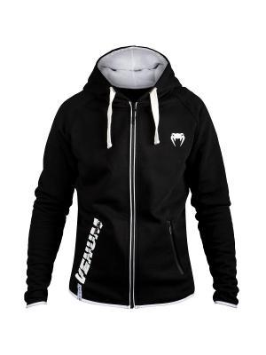 Толстовка Contender 2.0 Black/White Venum. Цвет: черный, белый