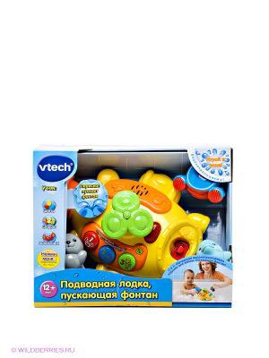 Игрушка «Подводная лодка» Vtech. Цвет: оранжевый, желтый