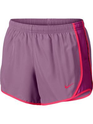 Шорты G NK DRY TEMPO SHORT Nike. Цвет: фиолетовый