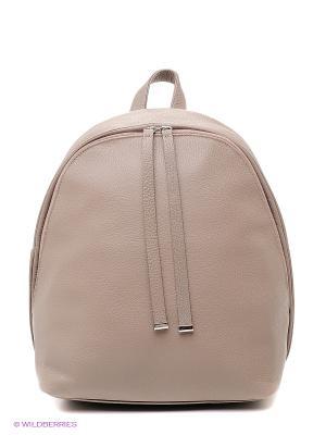 Рюкзак Afina. Цвет: светло-коричневый, бежевый
